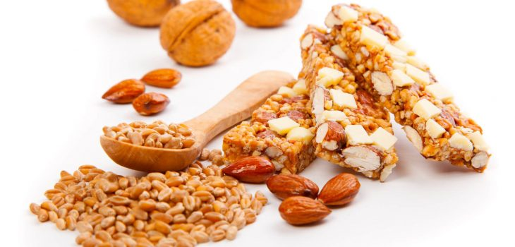 nuts as snacks for vegan diet