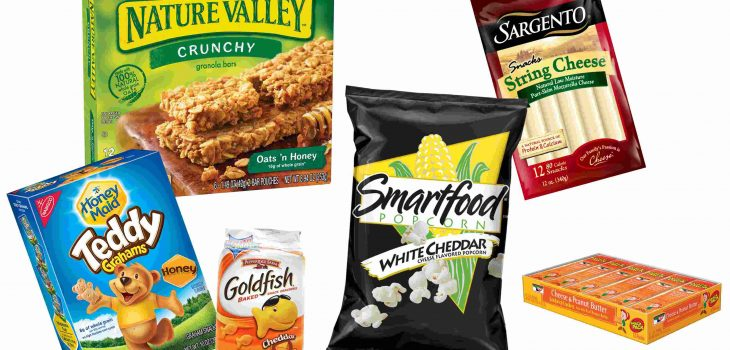 examples of trending diet snacks