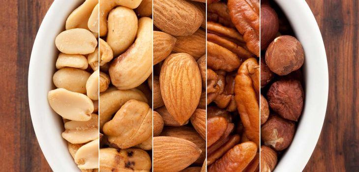 5 Best Nuts For Weight Loss
