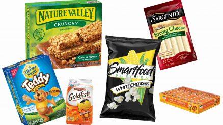 examples of trending diet snacks