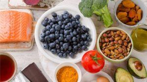 MIND diet foods